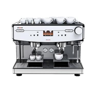 Schaerer Coffee Barista Front 4