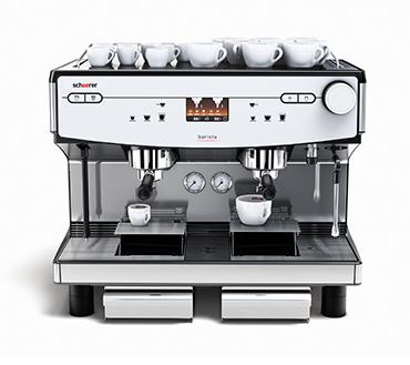 Schaerer Coffee Barista Front 1