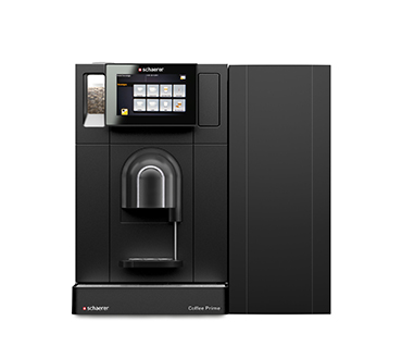 Schaerer Coffee Prime Front Black