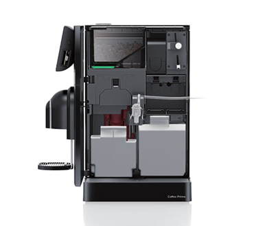 Schaerer Coffee Prime Front Black 3