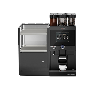 Schaerer Coffee Soul Front Black 1