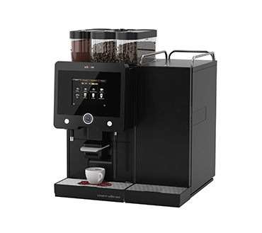 Schaerer Coffee Machiness Coffee Soul
