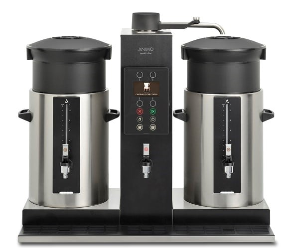 COFFEE MACHINES FOR LARGE QUANTITIES