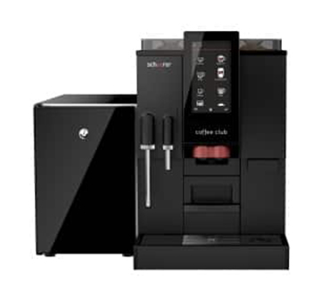 Schaerer New Coffee Club